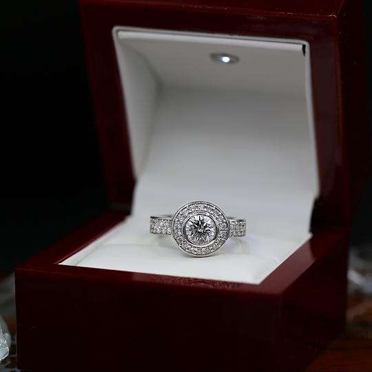 Preload https://img-static.tradesy.com/item/25592967/white-amazing-gold-with-235ct-total-engagement-ring-0-0-540-540.jpg