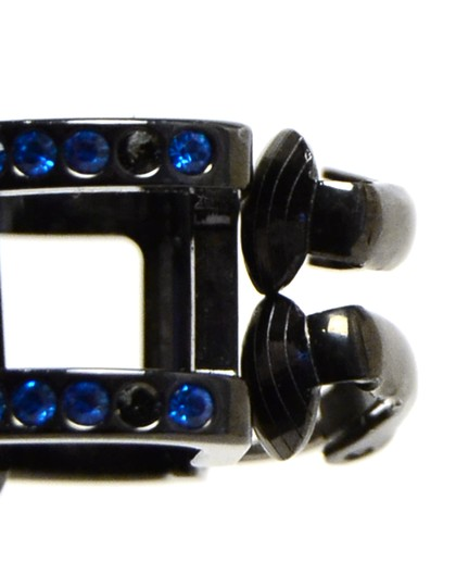 Chanel Strass Crystal Single Clip On Earring Image 3