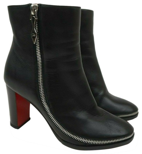 Preload https://img-static.tradesy.com/item/25593000/christian-louboutin-black-telezip-ankle-zipper-women-s-bootsbooties-size-eu-36-approx-us-6-regular-m-0-1-540-540.jpg