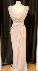 Katie May Dusty Rose Unknown Feminine Bridesmaid/Mob Dress Size 6 (S)
