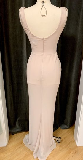 Katie May Dusty Rose Unknown Feminine Bridesmaid/Mob Dress Size 6 (S) Image 1