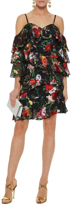 Item - Multi with Tag Florentina Off The Shoulder Mid-length Cocktail Dress Size 2 (XS)