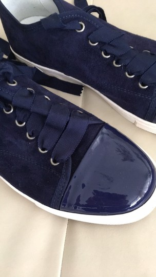 Lanvin navy Athletic Image 1