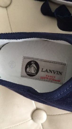 Lanvin navy Athletic Image 2