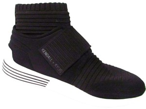Kendall + Kylie High Tops Casual Fashion Black Athletic
