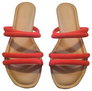 Old Navy Red Sandals