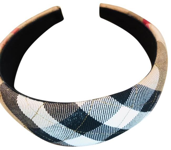 Item - Black Brown Red and Great Had Band Hair Accessory