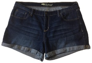 Old Navy Cut Off Shorts Blue