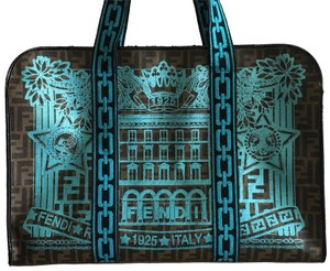 4fb1a4b6a Fendi Luggage & Travel Bags - Up to 70% off at Tradesy