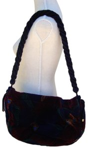 Bottega Veneta Vintage Fabric Butterfly Hobo Bag