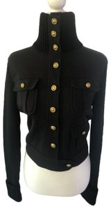 Tory Burch Authentic Tory Burch Harriet Milano Sweater Jacket