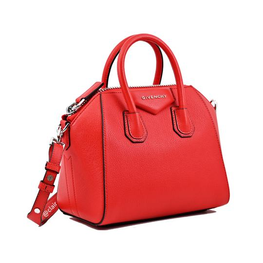 Givenchy Satchel in Poppy Red Image 1
