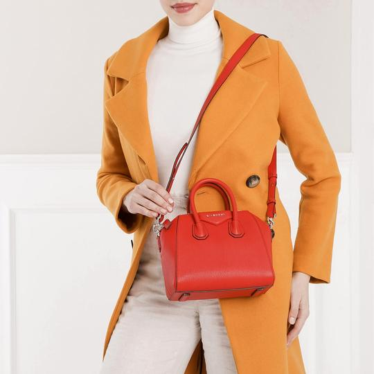 Givenchy Satchel in Poppy Red Image 10