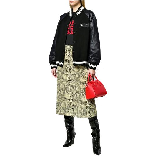 Givenchy Satchel in Poppy Red Image 11