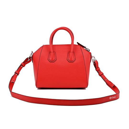 Givenchy Satchel in Poppy Red Image 3
