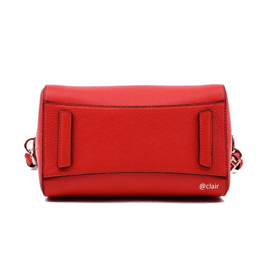 Givenchy Satchel in Poppy Red Image 4