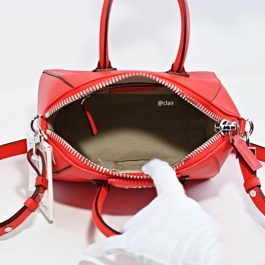 Givenchy Satchel in Poppy Red Image 6