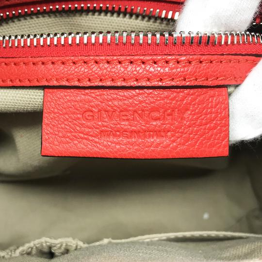 Givenchy Satchel in Poppy Red Image 7