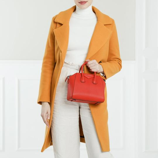 Givenchy Satchel in Poppy Red Image 9