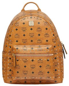 a4eb72a0a Brown MCM Backpacks - Up to 70% off at Tradesy