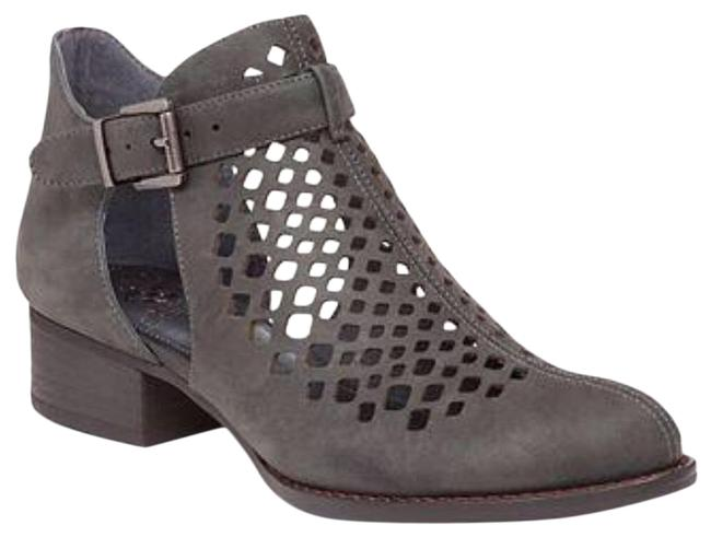 Item - Gray Cadey Boots/Booties Size US 9.5 Regular (M, B)