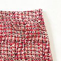Ann Taylor Red White Black Camel Tan Multicolor Mini Skirt Size 2 (XS, 26) Ann Taylor Red White Black Camel Tan Multicolor Mini Skirt Size 2 (XS, 26) Image 5