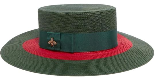 Preload https://img-static.tradesy.com/item/25596644/gucci-green-red-papier-wide-brimmed-size-large-hat-0-1-540-540.jpg
