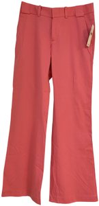 Chaiken Relaxed Pants pink coral
