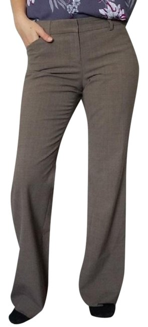 Item - Taupe Brown/Gray Mid Rise Editor Pants Size 0 (XS, 25)
