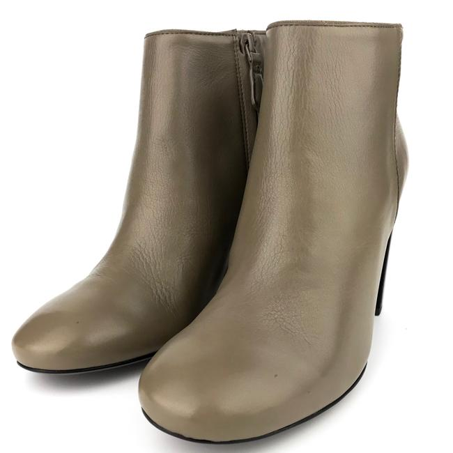 Tory Burch Brown New Bowie 85mm Leather Boots/Booties Size US 7.5 Regular (M, B) Tory Burch Brown New Bowie 85mm Leather Boots/Booties Size US 7.5 Regular (M, B) Image 1