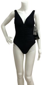 Miraclesuit Miraclesuit Sonatina Black One piece Bathing suit