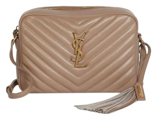 Preload https://img-static.tradesy.com/item/25598883/saint-laurent-monogram-lou-camera-ysl-quilted-chevron-nude-dusty-grey-calfskin-leather-cross-body-ba-0-1-540-540.jpg