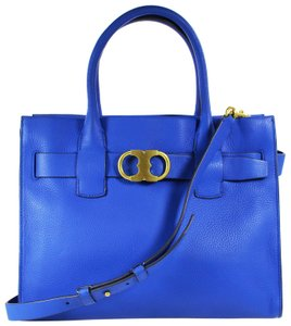 Tory Burch Tote in Blue Navy