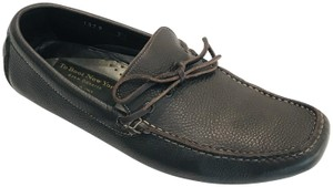 To Boot New York brown Flats