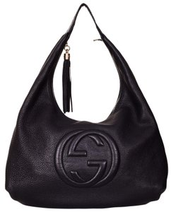 8da90d76d Gucci Soho Leather Shoulder Bags - Up to 70% off at Tradesy