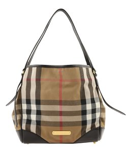Burberry Bridle House Check Canterbury Tote in multicolor