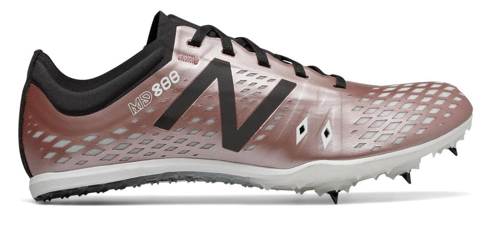 New Balance Sale Rose Gold Md800 Women's Track Sneakers Size US 7 Regular (M, B)