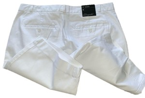 Banana Republic Cargo Shorts WHITE