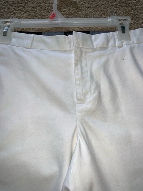 Banana Republic Cargo Shorts WHITE Image 6