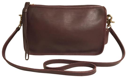 Preload https://img-static.tradesy.com/item/25599850/coach-swingpack-rare-color-mitchell-zip-vintage-convertible-1622-red-purple-brown-gold-leather-cross-0-1-540-540.jpg