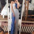 country blue Maxi Dress by Reformation Image 5