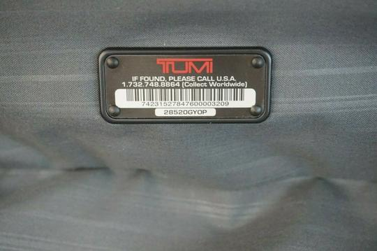 Tumi Green Travel Bag Image 8
