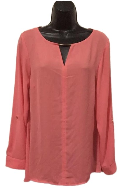 New Orange Blouse By The Limited Top orange Image 0
