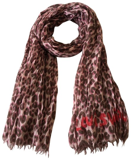 Preload https://img-static.tradesy.com/item/25599950/louis-vuitton-pink-and-camel-multi-stephen-sprouse-leopard-cashmere-silk-stole-scarfwrap-0-2-540-540.jpg