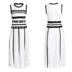 ME Boutiques Private Label Collection short dress White & Black on Tradesy