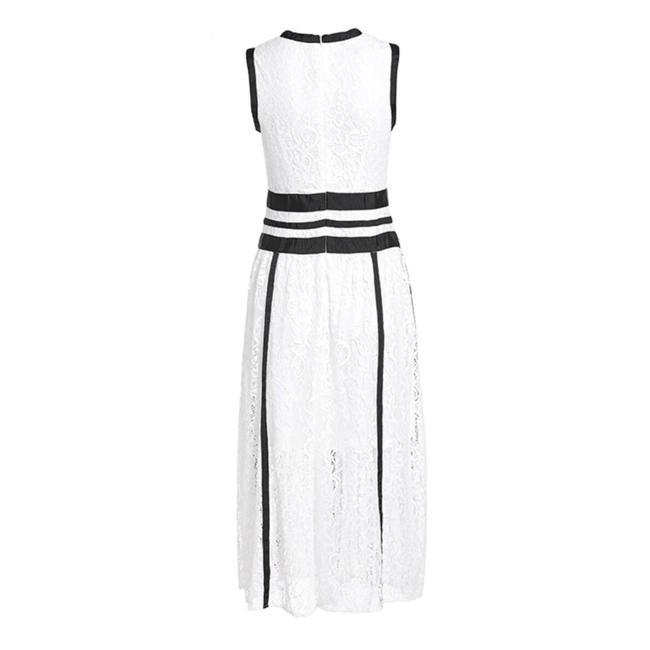 ME Boutiques Private Label Collection short dress White & Black on Tradesy Image 5
