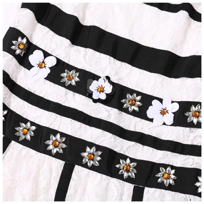 ME Boutiques Private Label Collection short dress White & Black on Tradesy Image 7
