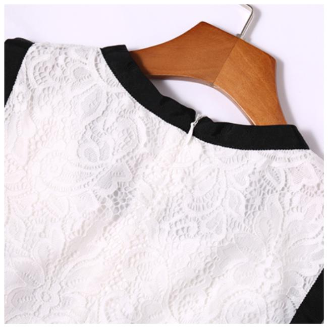 ME Boutiques Private Label Collection short dress White & Black on Tradesy Image 8