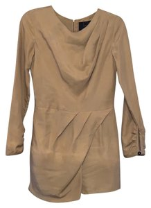 Dolce Vita Silk Dryclean Only Dress