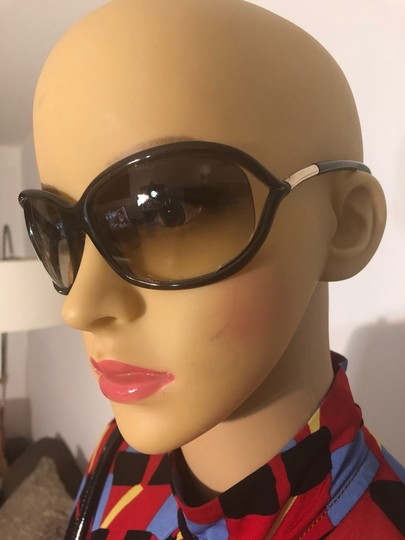 Tom Ford Brown Sunglasses Image 2